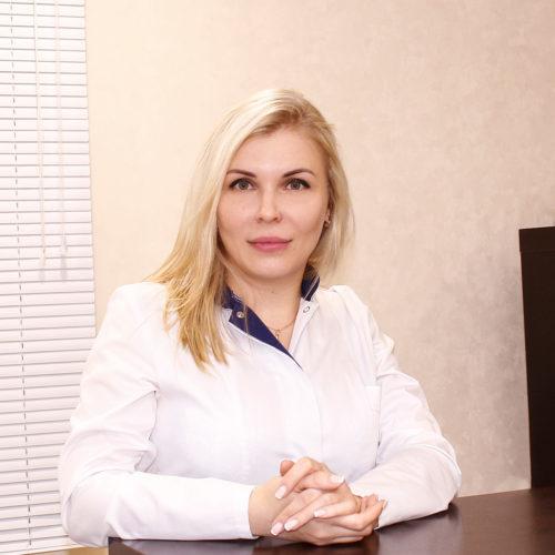 Кулева Ирина Юрьевна