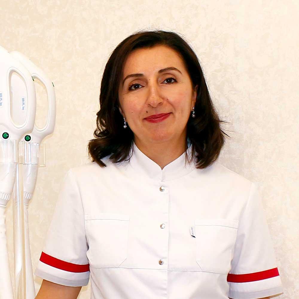Варданян Нарине Лёваевна