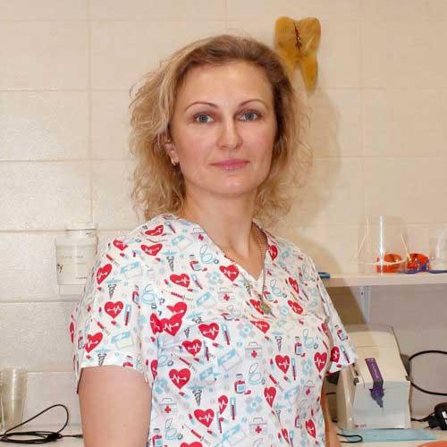Канивец Валентина Александровна